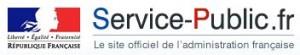 LOGO - SERVICE PUBLIC.FR