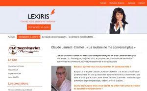 Interview Lexiris